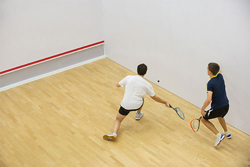 squash court brighton